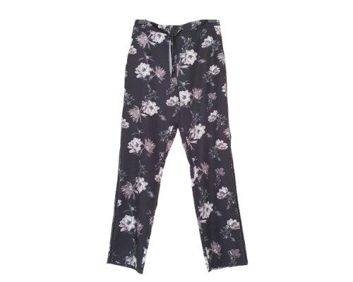 Hose mit Blumenprint in Hippie Style von BAF