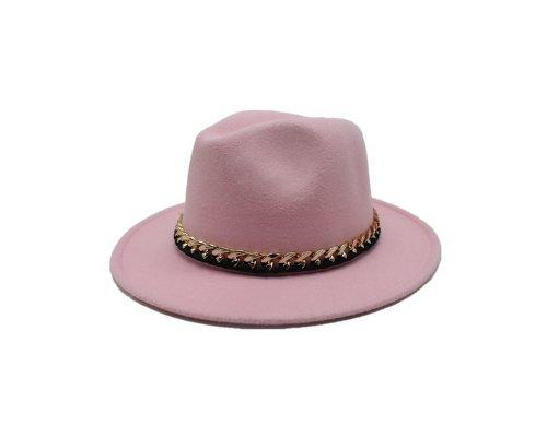 Hut mit rosa von Authentic
