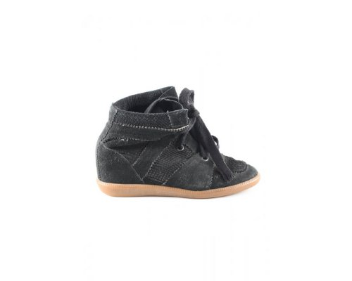 Isabel Marant Black Bekett Trainer