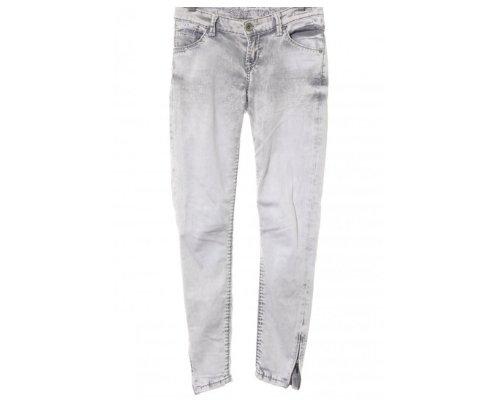 Jeans in Grau von Soccx