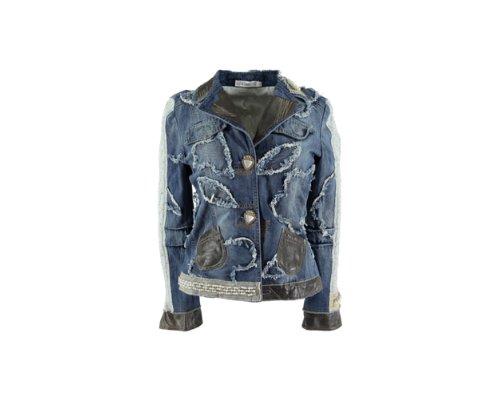 Jeans Jacke von Elisa Cavaletti