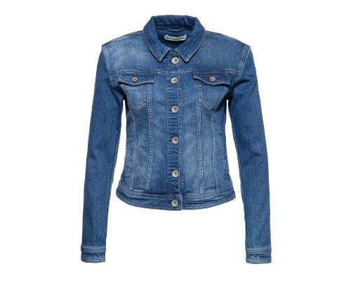 Jeansjacke in Blau von ATT Jeans