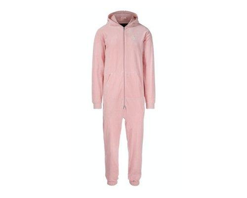 Jogging-Onesie in rosa