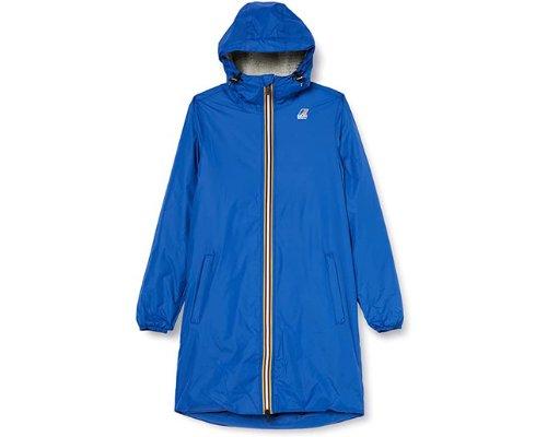 K-Way Regenmantel in Blau