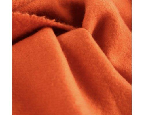 Kaschmirschal von Cashmink in Orange