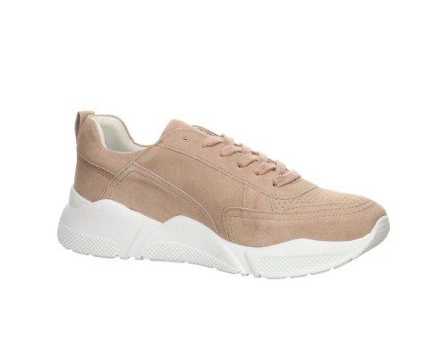 Kim Kay London Sneakers in Creme