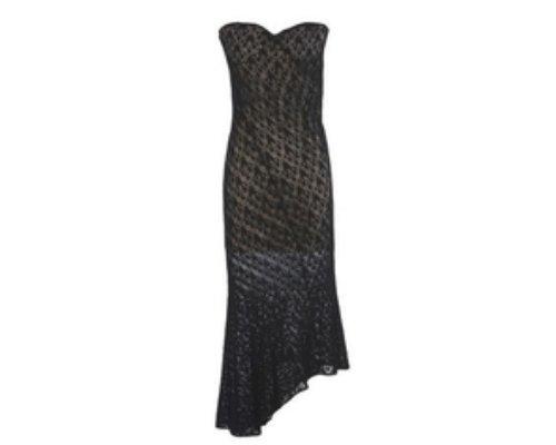 Kleid des Labels Julien Macdonald.