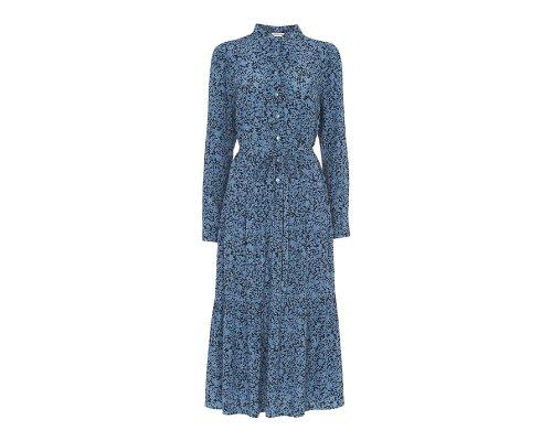 Kleid von Eucalyptus.