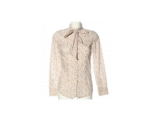 Kühl-elegante Business-Bluse von Aglini