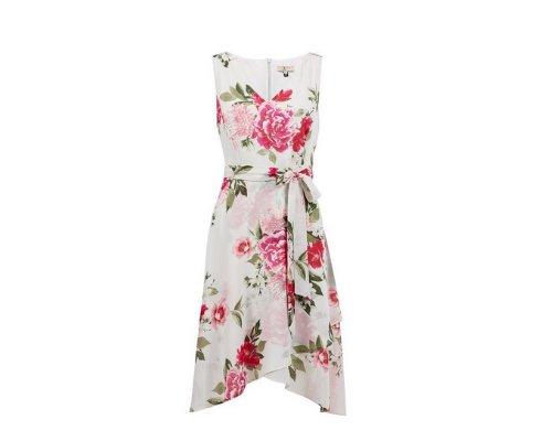 Kurzarmkleid von Billie & Blossom