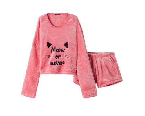 Kuscheliger Pyjama von Tezenis.