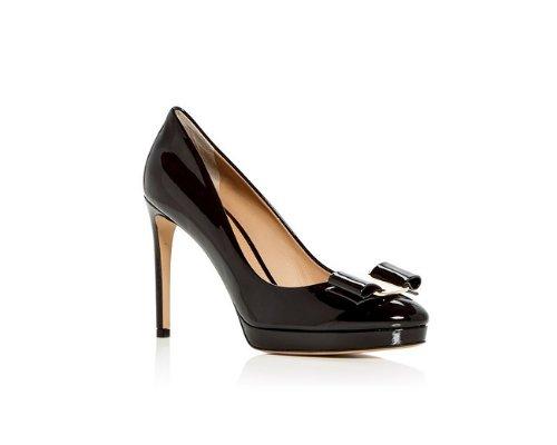 Lackieren High Heels Pumps von Salvatore Ferragamo