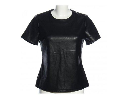 Leder Shirt von Drole de copine