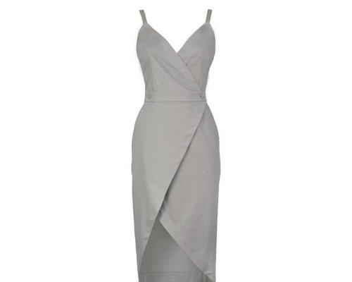 leichtes Kleid von Eucalyptus.