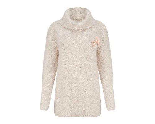 Leoprint Sweater von Avoca