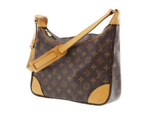 Louis Vuitton Boulogne Crossbody Bag