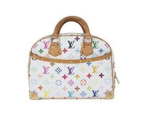 Louis Vuitton Trouville Tasche mit LV-Monogramm-Print