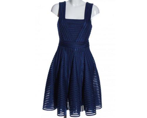 Maje Kleid in Blau