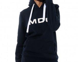 MDC Hoodie mit Logo