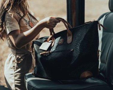Must-Have Reisetasche für jede Travel-Fashionista