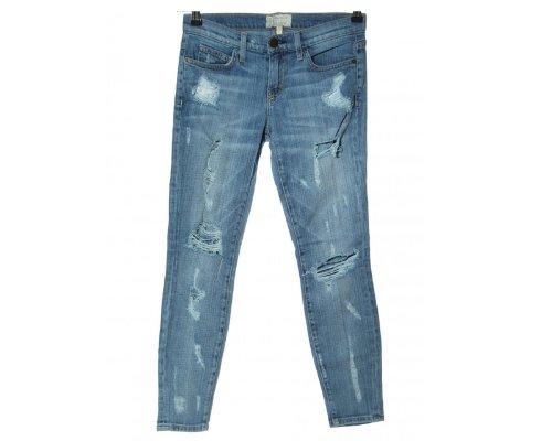 Nach wie vor stark im Trend: Lässige Boyfriend Jeans (Quelle PR)