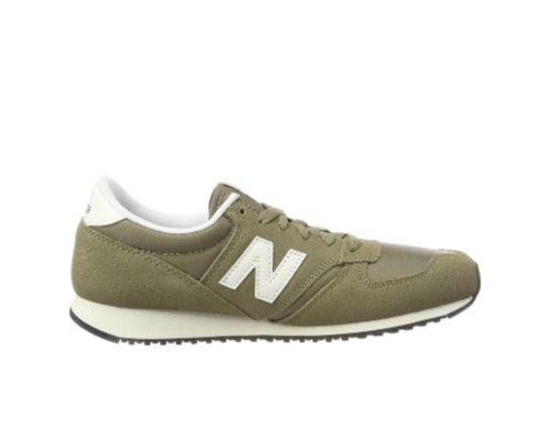 New Balance 420 Sneaker in Khaki
