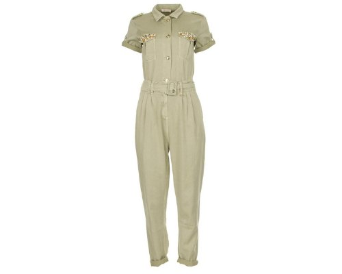 Outfit of the Day - Jumpsuit von Fracomina