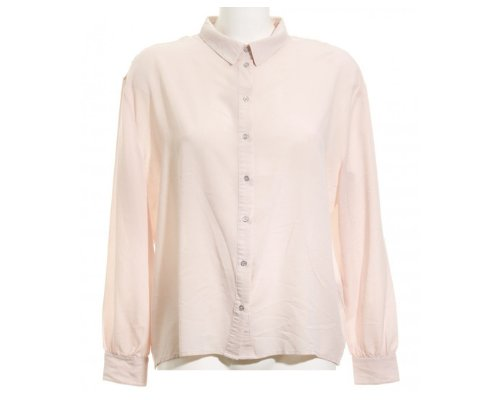 Passport Bluse in Creme