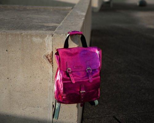 Philippe Model Rucksack in Pink
