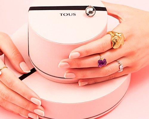 Ring-Kollektion von Tous