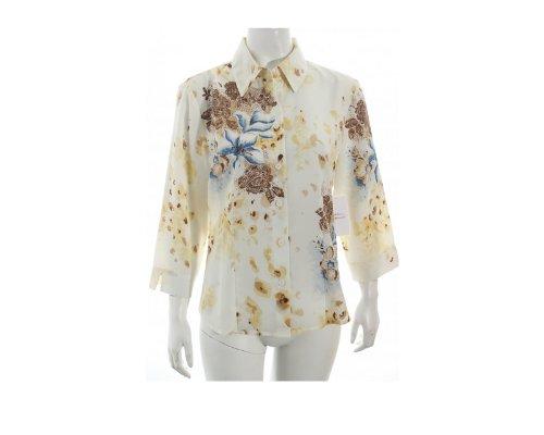 Romantische Bluse für den verspielten Look