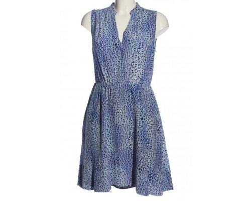 Romantische Ready-to-wear Miniklied mit Leo-print von Rebecca taylor