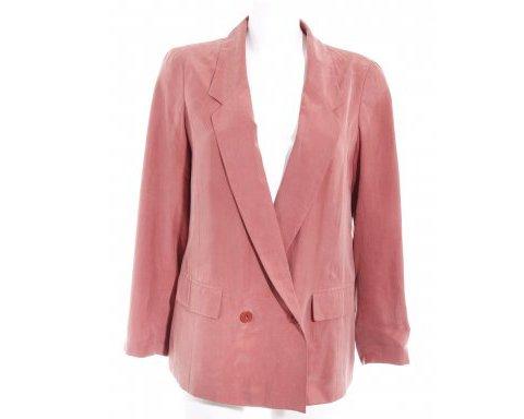 Rosa Jersey Blazer im Business Look von Stills