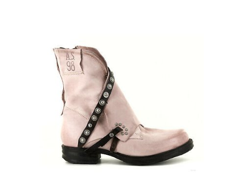 Rose Biker Boots von Air Step