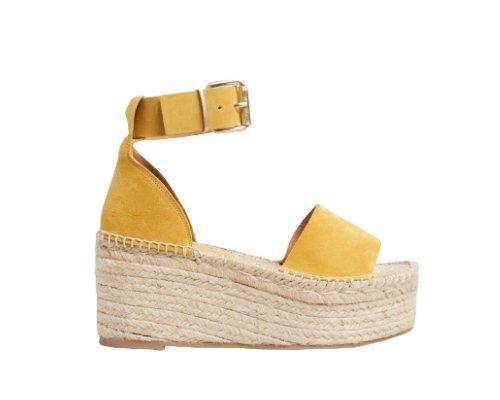 Sandalette: Wedges Sandal von Alohas