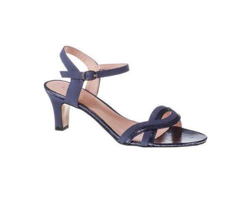 Sandaletten in Blautönen von de.corp by Esprit
