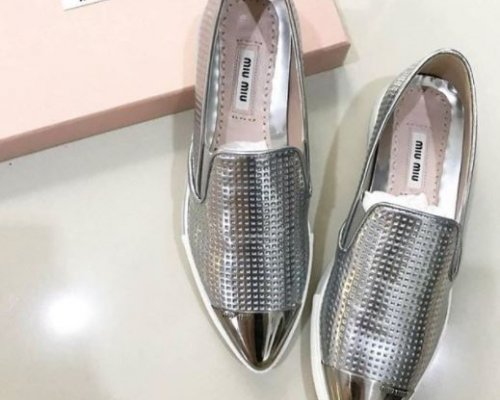 Schuh Must Have: Miu Miu Slip On
