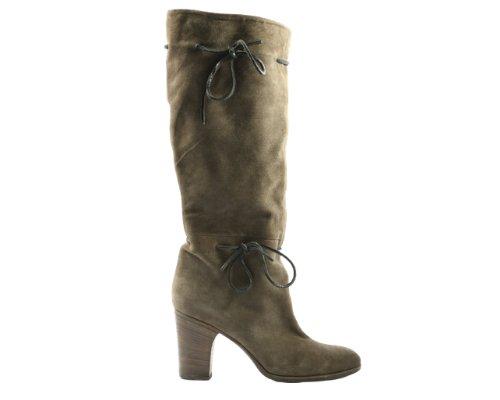Schuhmode, die Spaß und Leidenschaft bringt: Vintage High Heel Stiefel von Fiorentini + Baker