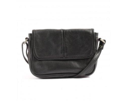 Schwarze Handtasche von Bodenschatz