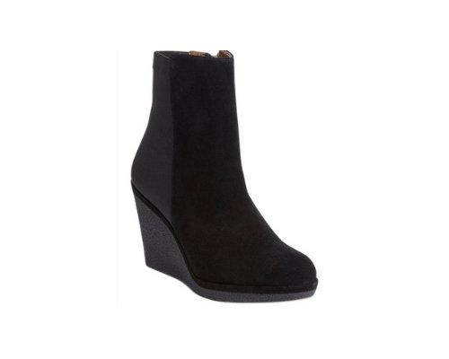 Schwarze shoes von Adrienne Vittadini