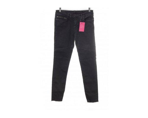 Schwarze Skinny Jeans  von All Saints