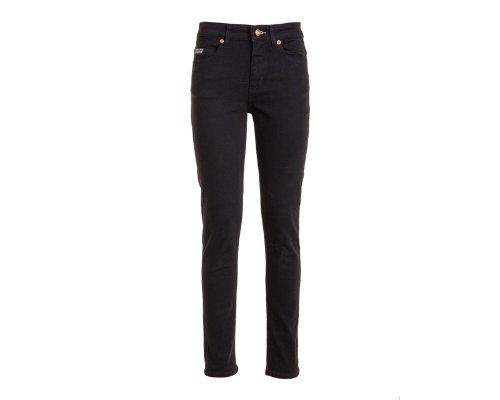 Schwarze Skinny Jeans von Versace Jeans Couture