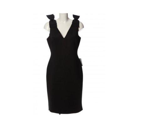 Schwarzes Trägerkleid von Eliza J.