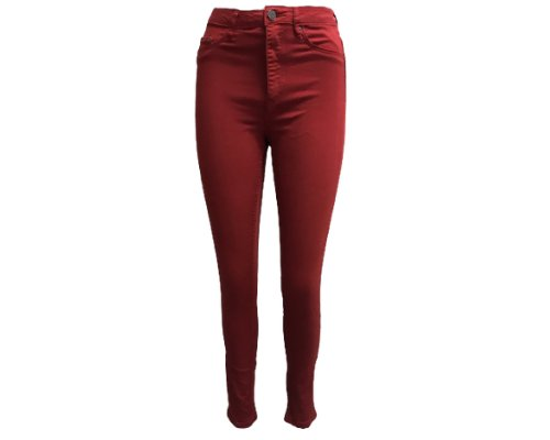 Skinny Jeans von denim deluxe