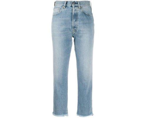 Straight Leg Jeans von Denim Deluxe