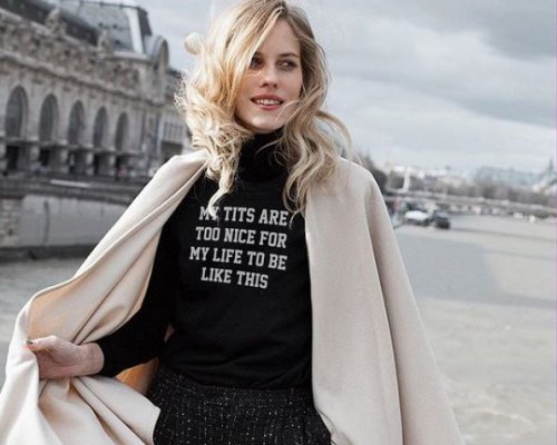Statement Shirt von Rad.