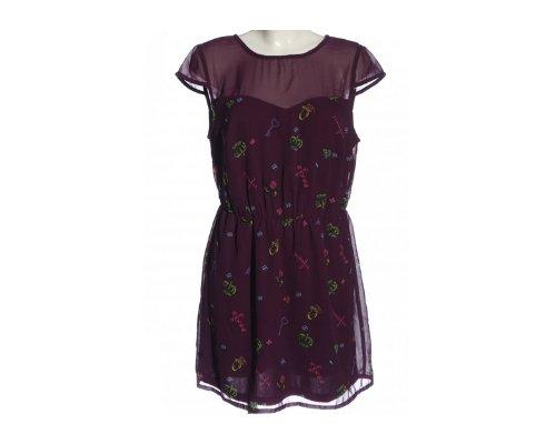 Süßes Mini-Print-Kleid von AJC