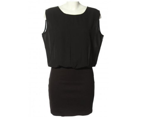 Sukienka z czarną bluzką od Black Lily