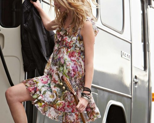 Summer Must-Have No 1: Sommerkleid von Makena Lei