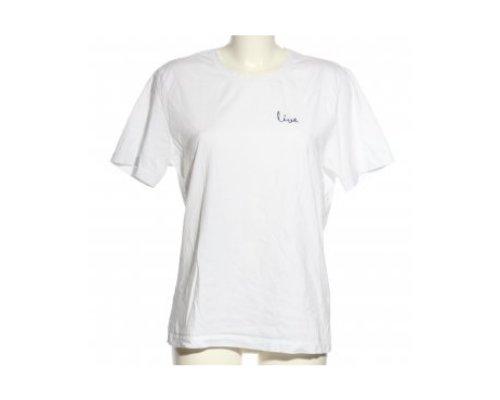 T-shirt in  Weiß von Beymen
